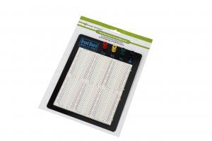 China Round Hole Circuit Board Breadboard Solderless Bread Board Aluminum Plate on sale