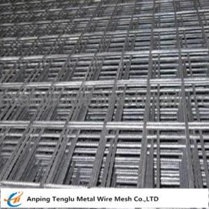 China Concrete Reinforce Wire Mesh|Made by Iron or Steel Mesh for Building Construction on sale