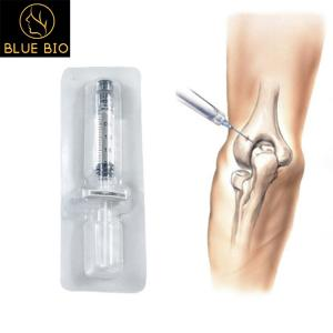 China Non-crosslinked hyaluronic acid knee joint injection Lubricate arthritis on sale