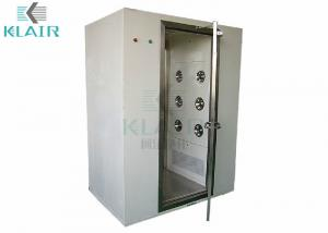 China 60Hz 380V Clean Room Equipment , Dust Free Air Shower For Cement Industry on sale