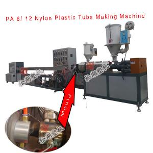 China High Pressure Pa Double Wall Reinforced Oil Pipe Extrusion Line on sale