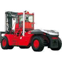 G Series 28-32T I.C. Counterbalanced Forklift VOLVO Diesel engine ZF Transmission system