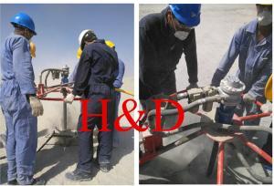 China SEISMIC SHOT HOLE DRILLING RIG, portable drilling rig, air top drive drilling rig on sale