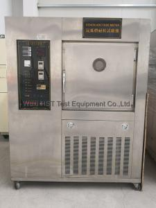 China Air / Water Cooled Xenon Arc Lamp Test Chamber For Painting Coating on sale