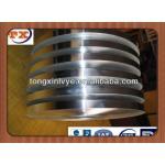 Tira de aluminio revestida de la aleta para el radiador y el condensador