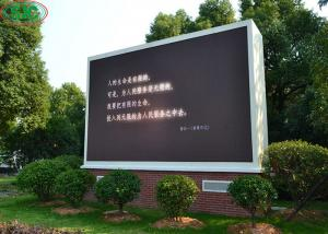 China P10 Flexible Full Color Led Display Board , Advertising LED Billboard TV Screen on sale