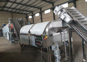 China Fully Automatic Food Processing Machines / Peanut Butter Production Line on sale