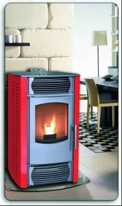 China KJH-HP24 Wood Fireplace/Pellet Stove/Wood Stove on sale
