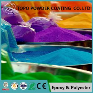 China RAL 1012 Insulating Epoxy Coating For Solenoid Valves Smooth Surface on sale
