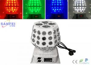 China 3W *12PCS  Disco RGB Magic Ball Light For Dj Clubs Stage Effect Lighting on sale