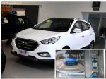 Sistema de la visión sistema del estacionamiento de la seguridad de la cámara del revés del coche de todo alrededor 360 grados para IX35