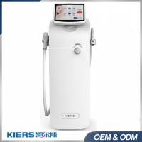 22*35mm big spot size 2400W 808nm diode laser hair removal machine with vacuum assisted technology