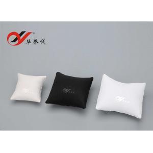 China Les oreillers d'affichage de montre de cuir d'unité centrale, montre repose des coussins pour la chaîne/bracelet on sale