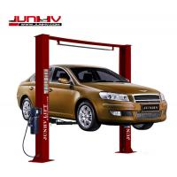 4000kg Car Vehicle Lift 3310mm Overall Width Automatic Stop Bar 24V Control Box