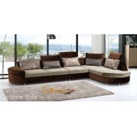 Quality Microfiber Fabric Lounge Sofa, Comfortable Chaise Seatings