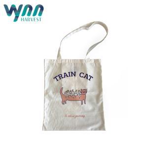 China Animal Prints Weekender Tote Bag , Monogrammed Tote Bags With Rope Handle on sale