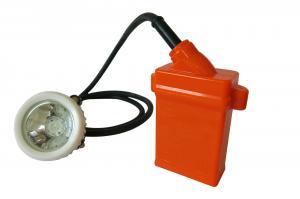 China Safety Explosion Proof LED Mining Lamp Large Capacity Lithium Ion Battery 4000mAh / 3.7V on sale