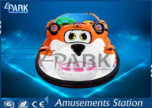China Professional 12V Kids Bumper Car With Intelligent Power Display Function on sale