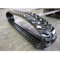 Kubota Excavator Rubber Tracks Size 300 * 53 * 80mm For Mini Construction Machinery
