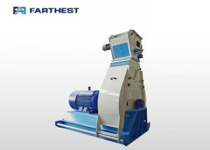 China Automatic Corn Mill Grinder Machine Producing Poultry Broiler Feed 1 Year Warranty on sale