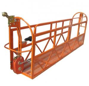 China Steel Suspended Access Equipment For High Rise Building Decoration / Construction on sale