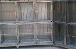 China welded wire mesh fence (dog cages) on sale
