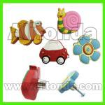 PVC cartoon animal car flower fish soccer football basketball shape room handle
