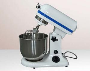 China 5Lst type electric Multi-purpose flour dough mixer commercial flour mixer with food grade bowl on sale