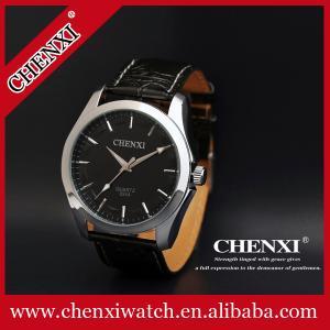 China Best China Manufacturer for Custom Watch Brand Watch Aliexpress Watch Supplier Trendy Leather Watch Unisex on sale