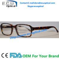 new model acetate optical frame fake brand eyewear from manufacturer in china