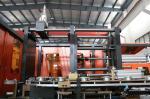 10L Automatic Bottle Blow Molding Machine , Plastic Bottle Manufacturing Machine
