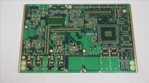 China High Temperature Green 1 Oz 4 Layer PCB Board For Medical Control System on sale