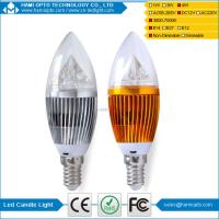 Solar LED Candle Light DC12V for hotel