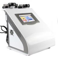 5 in 1 Cavitation Liposuction Vacuum Bipolar RF Laser Slimming Machine Salon