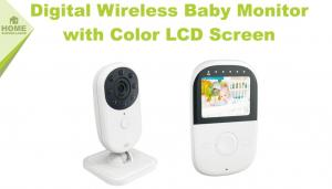 China 2 Way Wireless Baby Monitors With Camera Summer Infant Video Monitor on sale