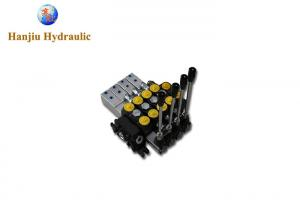 China DCV100-Q Pneumatic Directional Control Valve For Sanitation Vehicle on sale