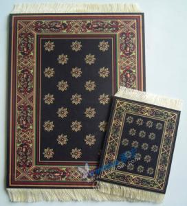 China Ratón oriental rug2pcs/sistema de la alfombrilla de ráton de la alfombra persa on sale