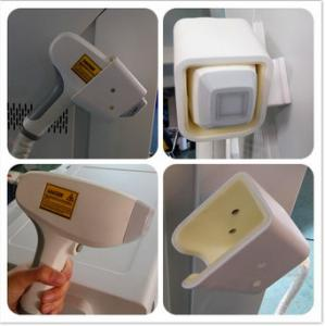 China Tripe Wavelength Laser Hair Removal Instrument , Alexandrite Laser Hair Removal Machine on sale
