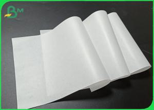 China Single Side Coating White Bread Wrapping Kraft Paper With FSC Approved wholesale