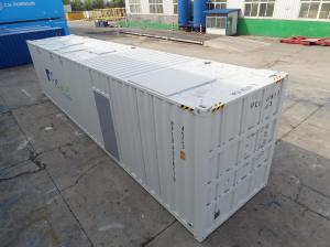 China 40ft Sewage Container Transportation Optional Color 192000 Kgs Industrial on sale