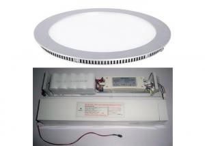 China 120° View Angle 3 Hours Rechargeable Emergency Led Light Panel 85lm / w 85V - 265V AC on sale