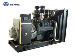 China Open Type 100kVA Weichai Deutz Diesel Generator With Stamford Alternator on sale