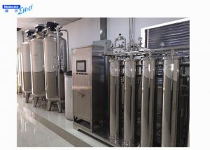 China 3000L/H Blood Kidney SS304 Ro Plant For Hemodialysis , PLC Control System on sale