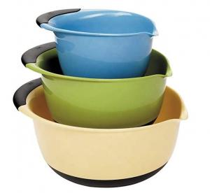 China Hot Promotion gifts colorful stainless steel mixing bowl soup bowl on sale