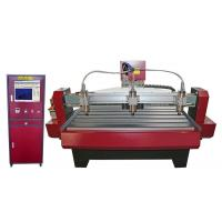China Large Torque Computer Controlled Wood Carving Machine 3 Axis CNC Wood Router on sale