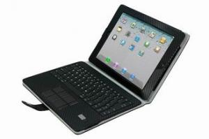 China Ipad Protective Cases Leather Ipad Case with Bluetooth keyboard Solar Charger on sale