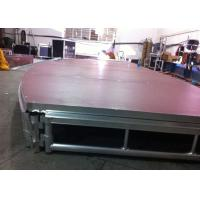 aluminum used mobile stage, aluminum used mobile stage