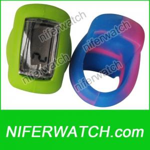 China 2012 newest finger ring digital watch on sale
