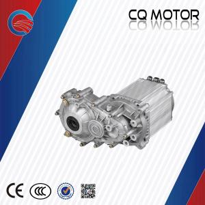 China front wheel drive one speed 7500watt 60v differential PMSM motor fan cooling on sale