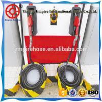 China three layers gas station pvc hose super quality fuel dispensing hose on sale